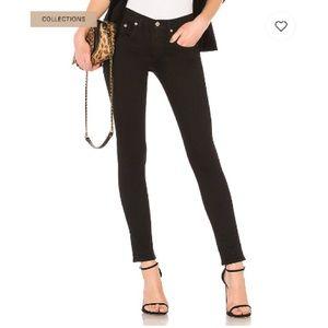 Rag & Bone | Collections Skinny Coal Black Jeans